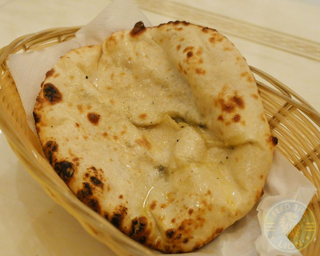 Matsya Contemporary Fine Dining Mayfair Indian London Halal Blue Cheese Naan