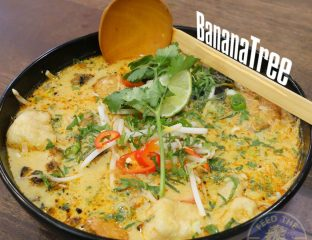 Banana Tree IndoChinese Halal Bayswater restaurant London