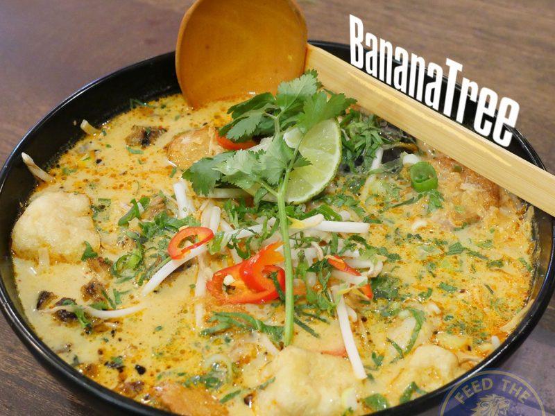 Banana Tree IndoChinese Halal Bayswater restaurant London