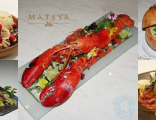 Matsya Indian Halal mayfair restaurant