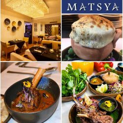 Matsya Indian Fine Dining Mayfair London Wagyu Halal