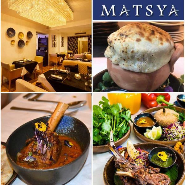 Matsya Indian Fine Dining Mayfair London Wagyu Halal