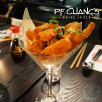 dynamite shrimp PF Chang's asian table London Halal Restaurant Leicester Square