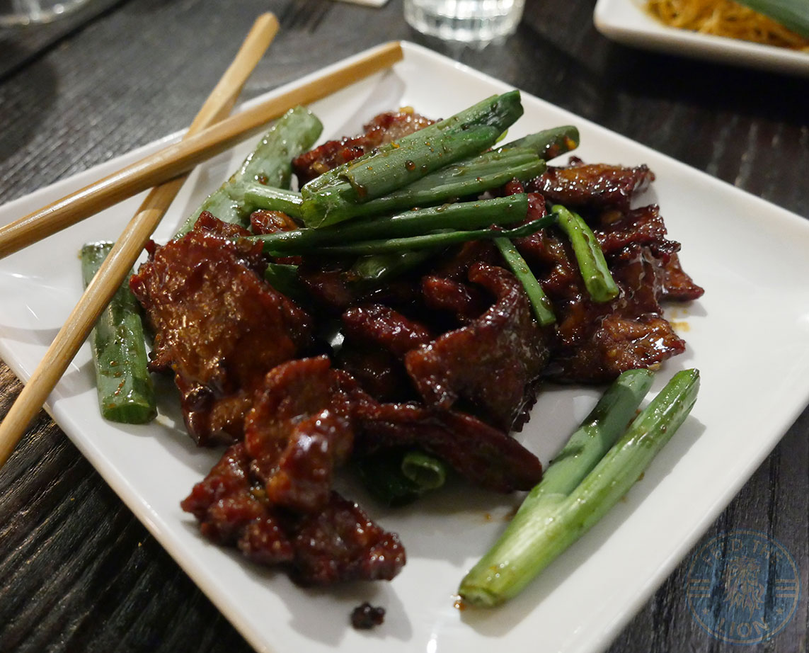 P F  Chang's Asian Table - Covent Garden, London - Feed the Lion