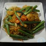 chinese noodles PF Chang's asian table London Halal Restaurant Leicester Square Food