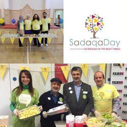 Sadaqa Day Mitzvah Alyth JW3
