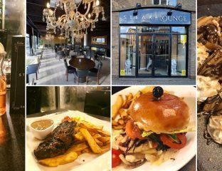 Steak & Lounge Leicester Burger Abbey Road HMC