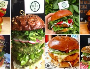 the vurger co shoreditch vegi vegiterian halal vegan burger burgers