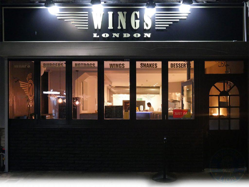 Boston manor Wings London Ldn Hanwell Halal chicken restaurant