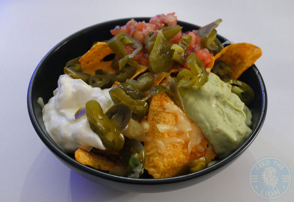 nachos Wings London Ldn Hanwell Halal chicken restaurant