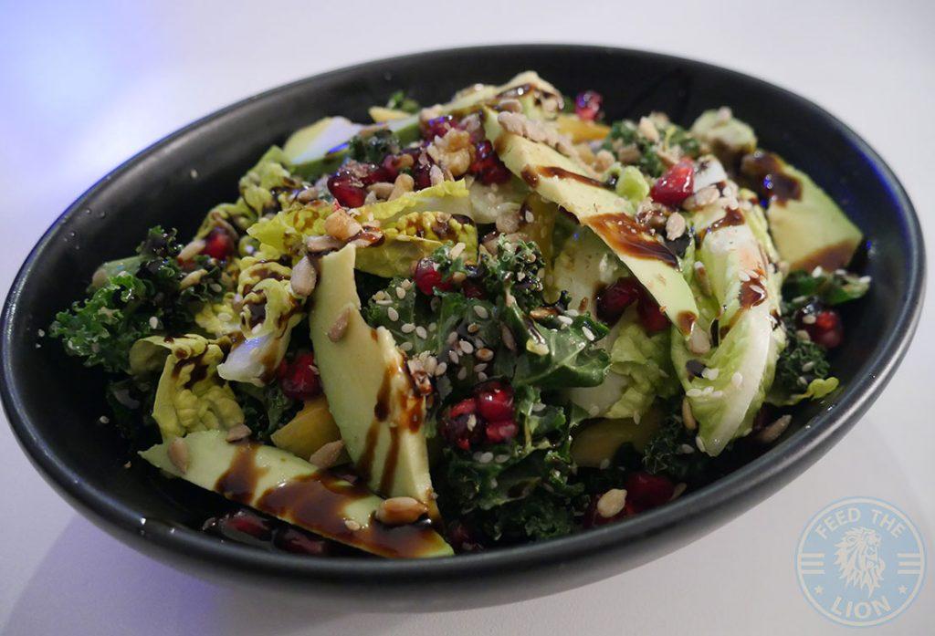 vegan vegetarian salad Wings London Ldn Hanwell Halal chicken restaurant