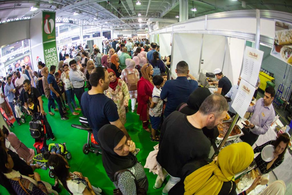Tariq Halal Meat London Muslim Lifestyle Show 2018 Event