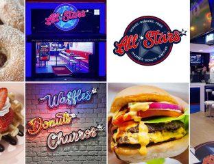 All Stars Manchester Burgers