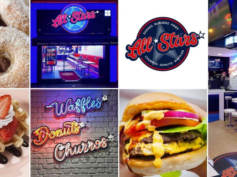 All Stars Manchester Burgers