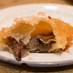 apple pie, Billy and the chicks, Halal, free range, chicken, Soho, London, Dean Street, Restaurant, dessert