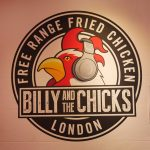 Billy and the Chicks, Halal, Chicken, free Range, logo