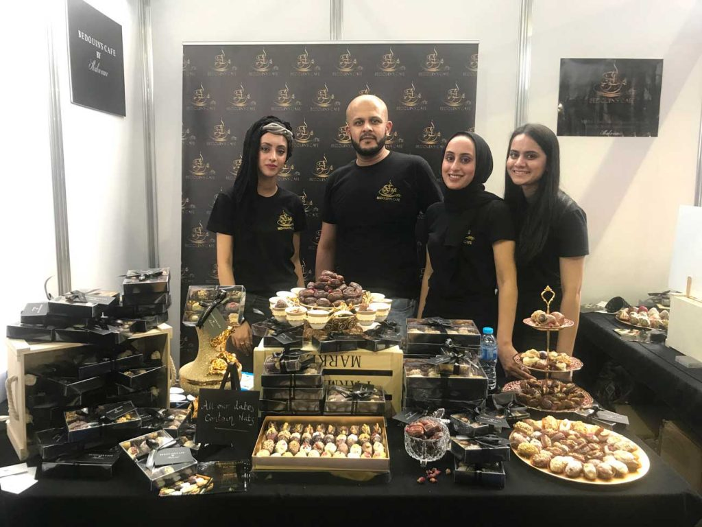 Bedouin' Cafe London Muslim Lifestyle Show 2018 Event
