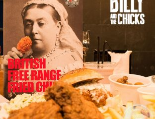 Billy and the chicks, Halal, free range, chicken, Soho, London, Dean Street, Restaurant,