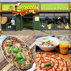 Broccoli Pizza & Pasta Cambridgeshire
