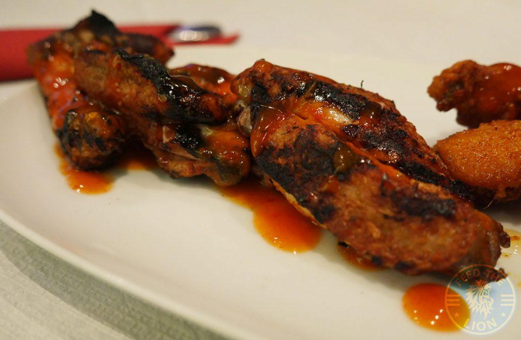 chicken, wings, Chicago Steakhouse, Croydon, Halal, steak, restaurant, food, grass fed,