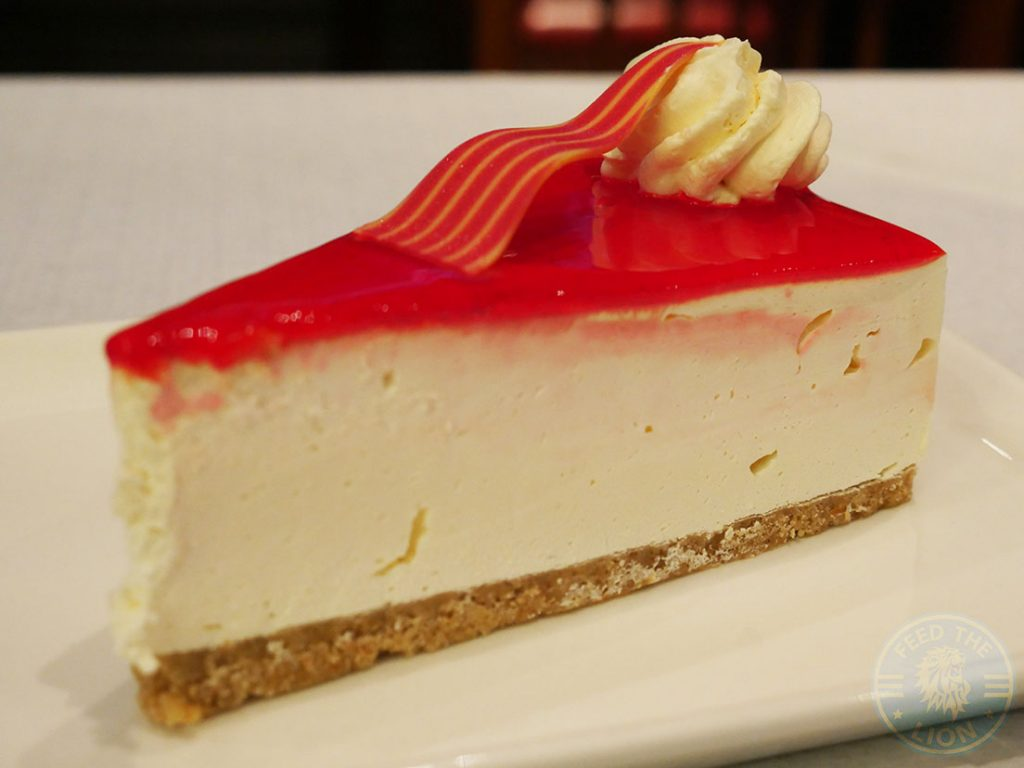 cheesecake, Chicago Steakhouse, Croydon, Halal, steak, restaurant, food, grass fed,