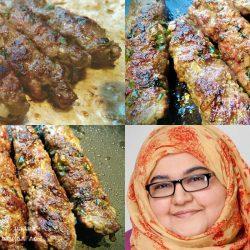 Curry on Halima Seekh Kebab Recipe