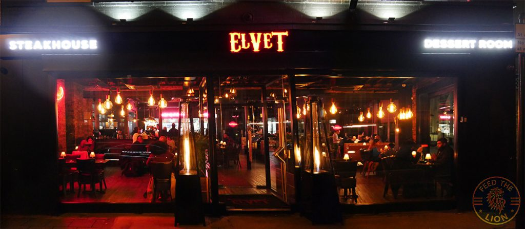 Elvet steakhouse Romford East London Halal Food Wagyu Burger steak restaurant