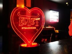 Elvet steakhouse Romford East London Halal Food Wagyu Burger steak restaurant