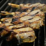 lamb chops, Elvet steakhouse Romford East London Halal Food Wagyu Burger steak