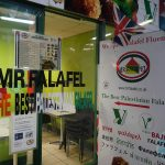 Mr Falafel Shephard's Bush Market London Halal