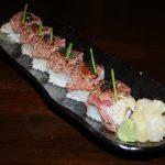 wagyu sushi C&R Izakaya Japanese London Halal Restaurant Bayswater