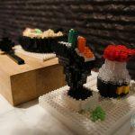 sushi lego C&R Izakaya Japanese London Halal Restaurant Bayswater