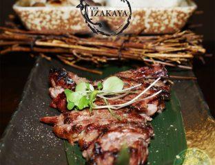 wagyu beef C&R Izakaya Japanese London Halal Restaurant Bayswater