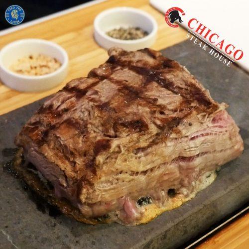 Chicago Steakhouse, Croydon, Halal, steak, restaurant, food, grass fed,
