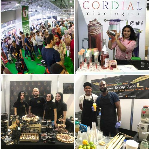 London Muslim Lifestyle Show 2018 Event