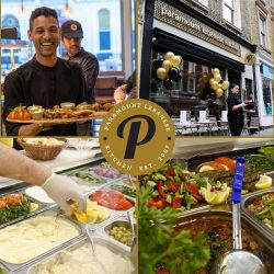 Paramount Lebanese Kitchen Kensington Paddington Brixton London