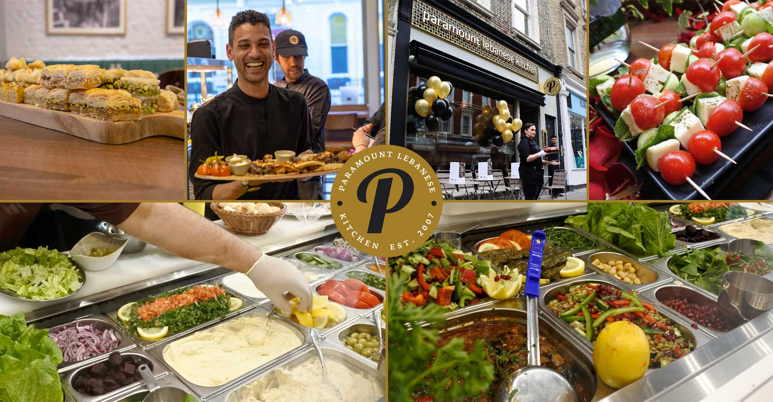 Declared As The Fastest Growing Lebanese Restaurant Chain In The World,  Paramount Lebanese Kitchen Boldly Debuted In The UK This Past Tuesday With  The ...