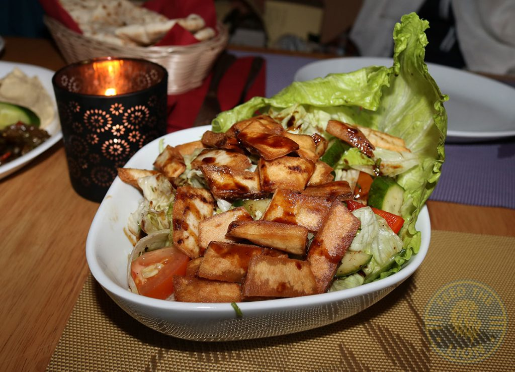 Fatoush Sofra Restaurant Mediterranean Greek Lebanese West Didsbury Manchester