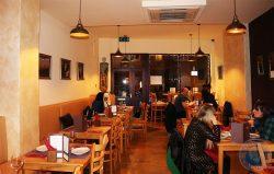 Sofra Restaurant Mediterranean Greek Lebanese West Didsbury Manchester