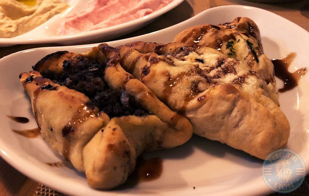 Lebanese Pies Sofra Restaurant Mediterranean Greek Lebanese West Didsbury Manchester