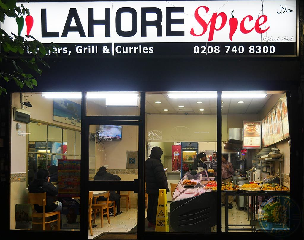 Lahore Spice, Shepherds Bush, restaurant, Halal, London