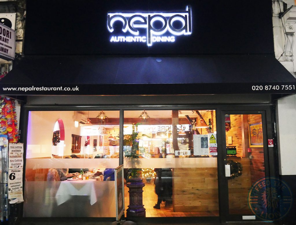 Nepal Authentic Dining, Shepherds Bush, restaurant, Halal, London
