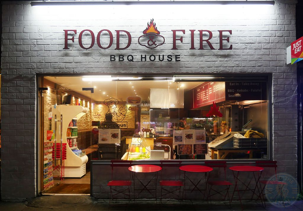 Food Fire BBQ House, Shepherds Bush, restaurant, Halal, London