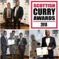 Scottish Curry Awards 2018 Winners