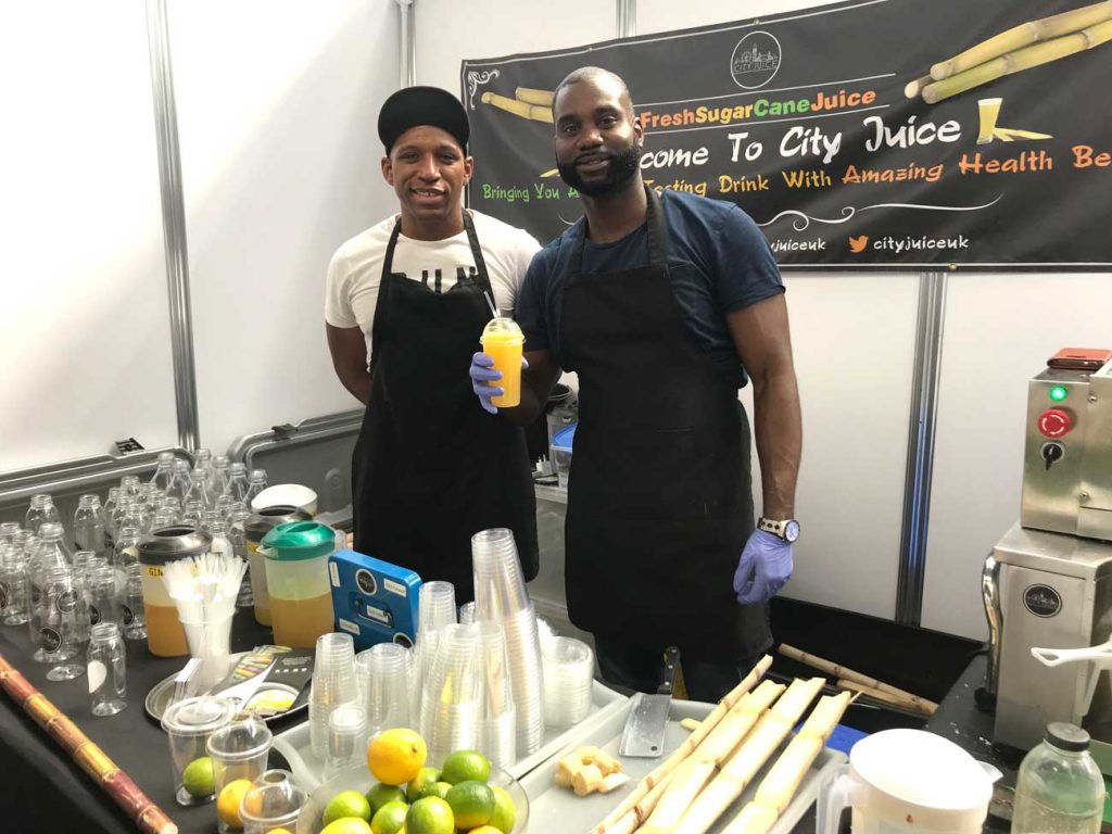 Sugar Cane London Muslim Lifestyle Show 2018 Event