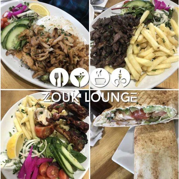 Zouk Lounge Lebanese Wolverton Milton Keynes