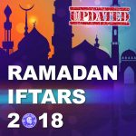 Ramadan Iftar 2018 Halal Food Restaurant Menu