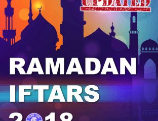 Ramadan Iftar 2018 Halal Food Restaurant Menu