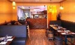 Cambridge Gourmet Grill Halal HMC Restaurant