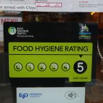 food hygiene rating Cambridge Gourmet Grill Halal HMC Restaurant